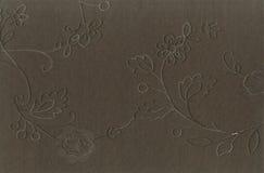 Réduisez la texture en fragments du tissu en soie avec un modèle surdimensionné de correction Image libre de droits