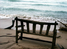 Référence d'océan Photos stock