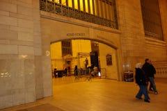 Référence 12 de Grand Central Photos libres de droits