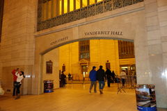 Référence 13 de Grand Central Photo libre de droits