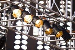Réflecteurs Images stock
