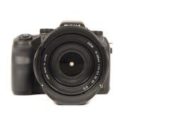 réflexe d'appareil-photo photographie stock
