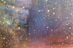 Réflexion abstraite de l'eau pour le fond images libres de droits