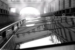 Réflexion d'arc Photographie stock libre de droits