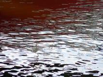 Réflexion de l'eau Photo stock
