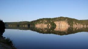 Réflexion de l'eau photographie stock