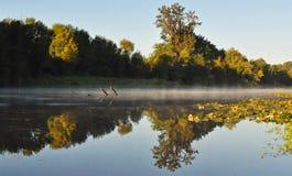Réflexion de lac mission photos libres de droits