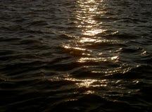 Réflexion de mer Photographie stock