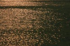 Réflexion de mer Photos libres de droits