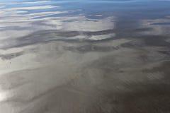 Réflexion de plage Images libres de droits