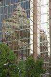 Réflexion moderne d'architecture Image stock