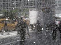 Réflexion noire de granit Photographie stock