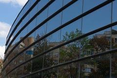 Réflexion urbaine Images stock