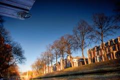 Réflexions d'Utrecht Photographie stock