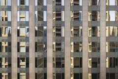 Réflexions dans l'architecture de Chicago Images libres de droits
