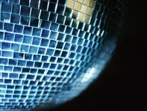 Réflexions de boule de disco Photos libres de droits