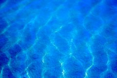 Réflexions de l'eau Photo libre de droits