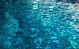 Réflexions de l'eau Photos libres de droits