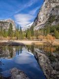 Réflexions de lac mirror Photo stock