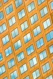 Réflexions du ciel Photo stock