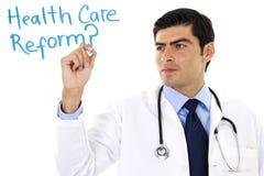 Réforme de soins de santé photos stock