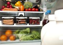 Réfrigérateur Image stock