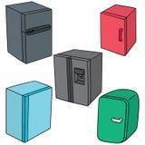 réfrigérateur Photos stock
