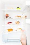 Réfrigérateur doux Photo libre de droits