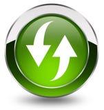 Régénérez le bouton Photo libre de droits