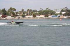 Régate de vitesse de Long Beach Photos libres de droits