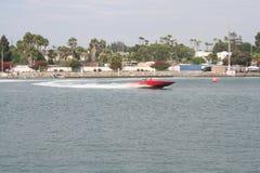 Régate de vitesse de Long Beach Photo stock