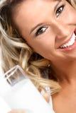 Régime de lait Image stock
