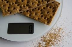 Régime et nutrition Photo stock