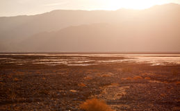 Région 51 Nevada de dessert Photos libres de droits