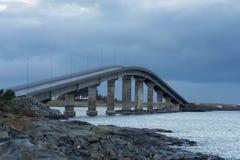Région d'Aalesund Photos libres de droits