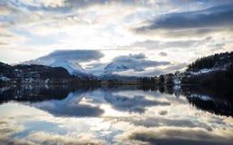 Région d'Aalesund Images stock