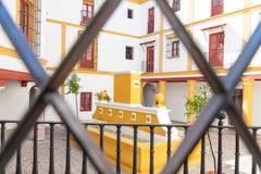Région d'arène en Séville Photo libre de droits