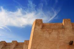 Région d'héritage du Charjah Photos libres de droits