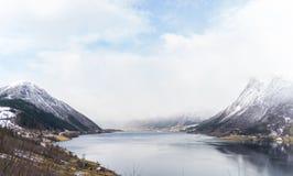 Région d'Orsta, Norvège Images stock