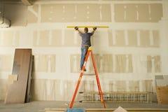 Construction intérieure images stock