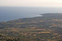 Région de Lourdata Image libre de droits