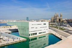 Région de Mediterranee de villa Photographie stock libre de droits