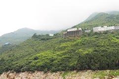 Région de montagne Photographie stock libre de droits