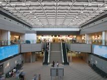 Région de passage d'aéroport Photographie stock libre de droits