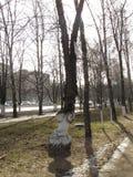 Région de Podolsk Moscou image stock