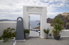 Région de séance, ressource en Grèce Photo stock