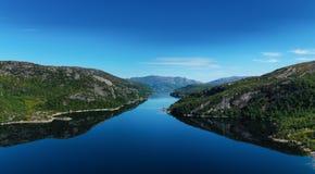 Région de Stavanger image libre de droits