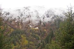 Région de Svaneti en Géorgie photographie stock libre de droits