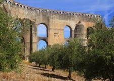 Région du Portugal, l'Alentejo, Elvas Site de patrimoine mondial de l'UNESCO Image libre de droits