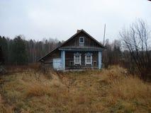 Région forestière inexploitée russe Photos libres de droits